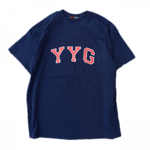 <img class='new_mark_img1' src='//img.shop-pro.jp/img/new/icons3.gif' style='border:none;display:inline;margin:0px;padding:0px;width:auto;' />  SLIP INSIDE / YYG Tee - navy × red