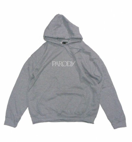 SPUT performance / PARODY hoodie - Sports gray