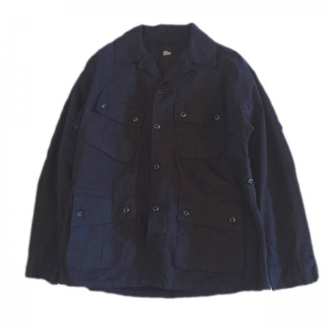 CORONA / JUNGLE EXPERT - g-poplin black