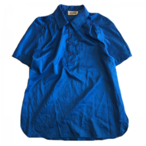 Vintage Blue Big Shirt