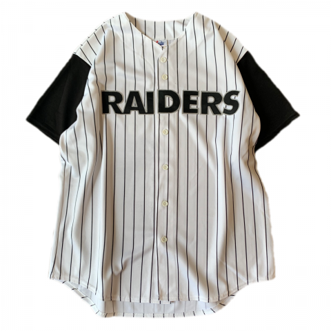 Vintage Los Angels Raiders Majestic Jersey