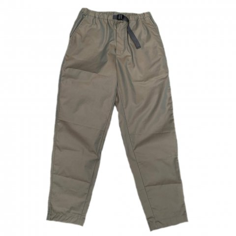 CONTE-NU × BE PREAPRED / Climb Pants - burberry khaki