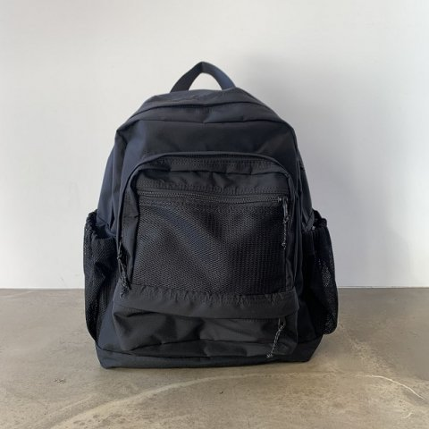 bedlam / DAILY BACKPACK - black