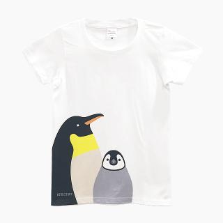 Tシャツ(SMILE BIRD  / ペンギン)