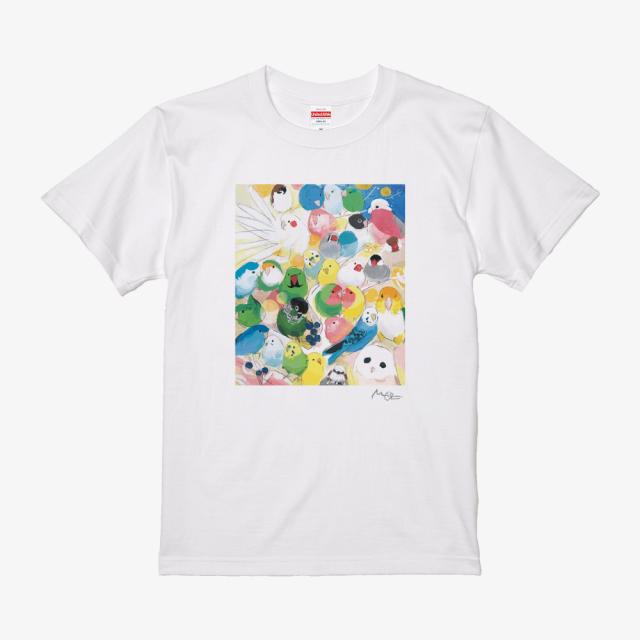 Tシャツ(オクムラミチヨ / Paradise)