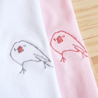 刺繍Tシャツ(amycco. / スサー)