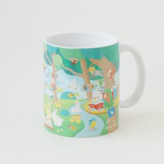 マグカップ(BIRDLIBRARY)