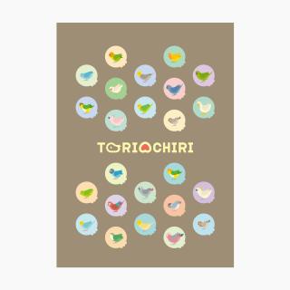 TORIOCHIRI クリアファイル