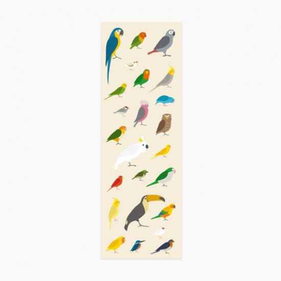 BIRD!BIRD!BIRD! ボールペン 商品の様子