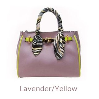 Her-ism  (Lavender/Yellow)