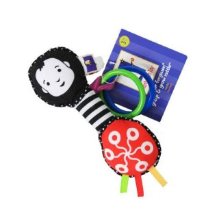Manhattan Toy(grasp&grow rattle)
