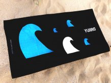 """Yujiro"" original Beach Towel"