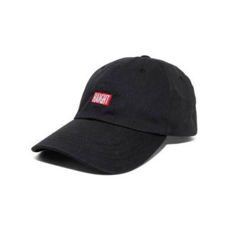 HAIGHT BOX LOGO BALL CAP  BLACK