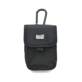 HAIGHT MULTI POUCH BLACK