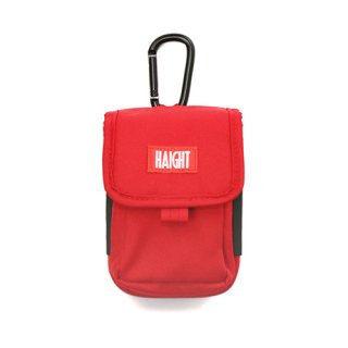 HAIGHT MULTI POUCH RED