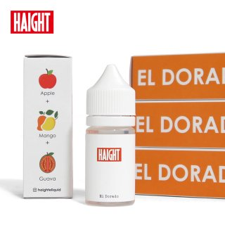 <img class='new_mark_img1' src='//img.shop-pro.jp/img/new/icons29.gif' style='border:none;display:inline;margin:0px;padding:0px;width:auto;' />HAIGHT E-LIQUID El Dorado 30ml