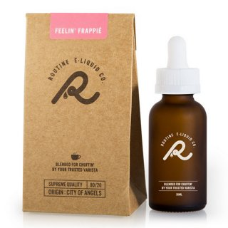 ROUTINE E-LIQUIDS Feelin' Frappie 30ml