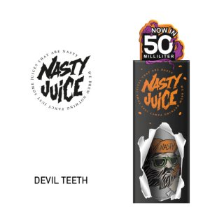 Nasty Juice Devil Teeth 50ml
