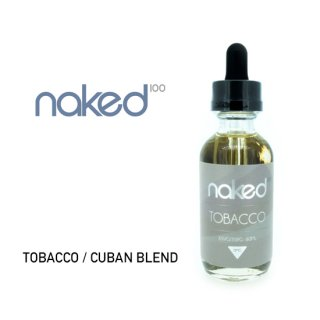 naked100 TOBACCO CUBAN BLEND 60ml