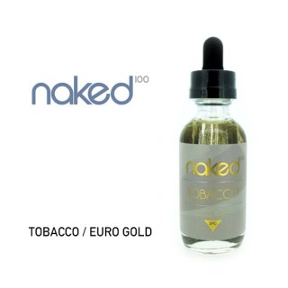 naked100 TOBACCO EURO GOLD 60ml