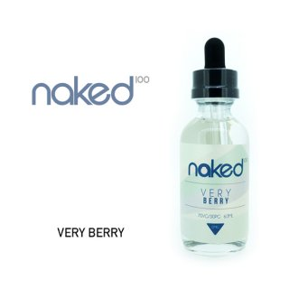 naked100 VERY BERRY 60ml
