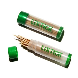 LIXTICK MINT TOOTHPICK 1TUBE