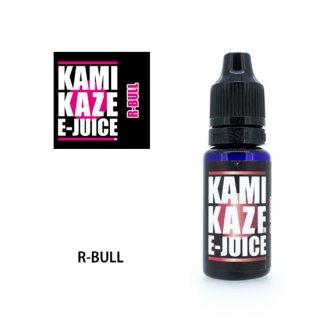 KAMIKAZE E-JUICE  R-BULL