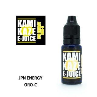 KAMIKAZE E-JUICE  JPN ENERGY ORO-C