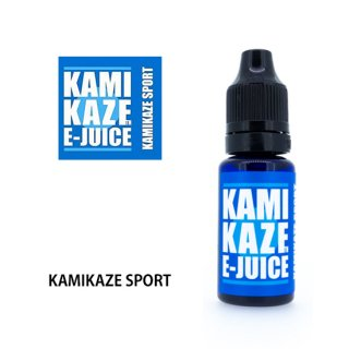 KAMIKAZE E-JUICE  KAMIKAZE SPORT