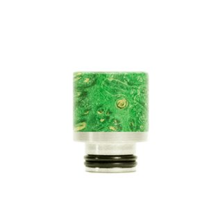 Nolli Drip Tip Regular Green Stainless