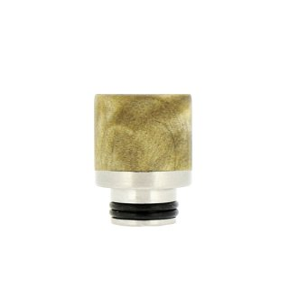 Nolli Drip Tip Regular Brown Stainless