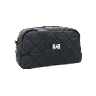 HAIGHT Quilting Pouch (L) Black