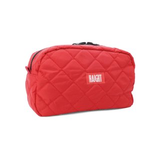 HAIGHT Quilting Pouch (L) Red