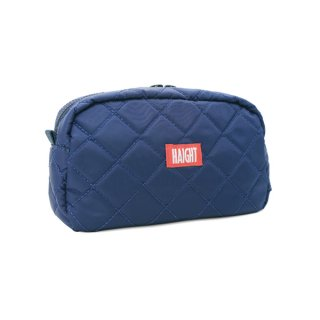 HAIGHT Quilting Pouch (L) Navy