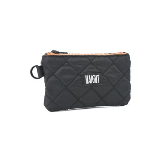 HAIGHT Quilting Pouch (S) Black