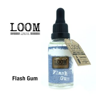 <img class='new_mark_img1' src='//img.shop-pro.jp/img/new/icons5.gif' style='border:none;display:inline;margin:0px;padding:0px;width:auto;' />LOOM E-LIQUID Flash Gum 30ml