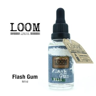 <img class='new_mark_img1' src='//img.shop-pro.jp/img/new/icons5.gif' style='border:none;display:inline;margin:0px;padding:0px;width:auto;' />LOOM E-LIQUID Flash Gum Mild 30ml