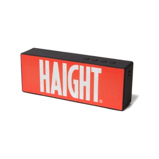 HAIGHT / Box Logo Bluetooth Speaker