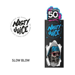 Nasty Juice Slow Blow 50ml