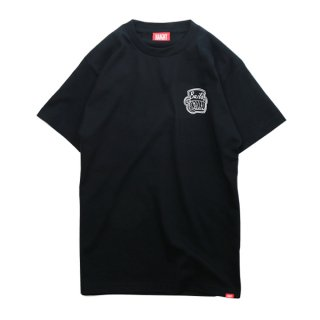 HAIGHT×GRAM / Build T-Shirt - Black