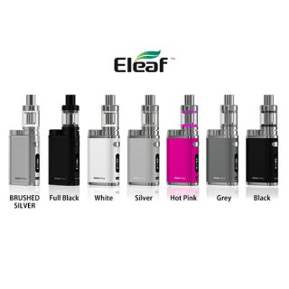 Eleaf istick Pico Kit 75W Kit 電池付き