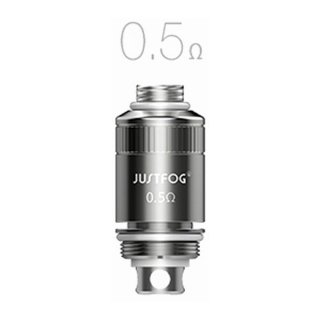 JUSTFOG FOG1 Replacement coils 0.5ohm 1pac(5個入)