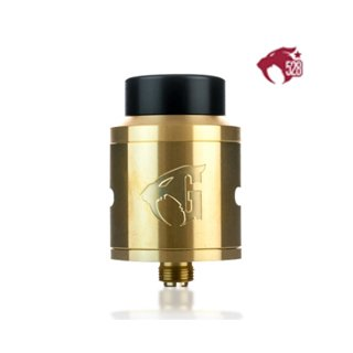GOON RDA V1.5 24mm Gold by 528 CUSTOM VAPES