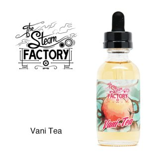 The Steam Factory Vani-Tea 60ml