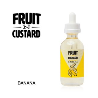 FRUIT N CUSTARD Banana 60ml by Vapetasia