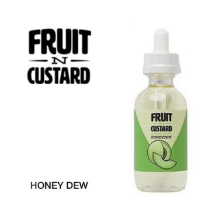 FRUIT N CUSTARD Honey Dew 60ml by Vapetasia