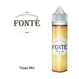 <img class='new_mark_img1' src='//img.shop-pro.jp/img/new/icons5.gif' style='border:none;display:inline;margin:0px;padding:0px;width:auto;' />Teaze Me by Fonte Vape Co