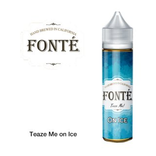 <img class='new_mark_img1' src='//img.shop-pro.jp/img/new/icons5.gif' style='border:none;display:inline;margin:0px;padding:0px;width:auto;' />Teaze Me On Ice by Fonte Vape Co