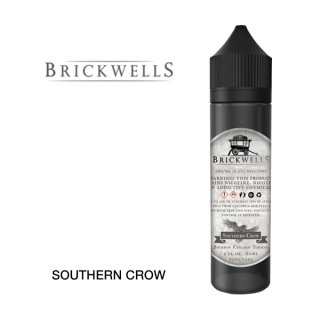 <img class='new_mark_img1' src='//img.shop-pro.jp/img/new/icons5.gif' style='border:none;display:inline;margin:0px;padding:0px;width:auto;' />Southern Crow Brickwells Vape Co. 60ml