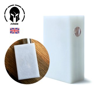ODB Wraps Limited White Delrin Squonk Mod